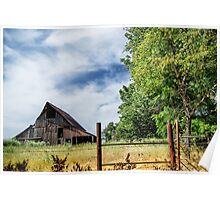 Rural Missouri Poster