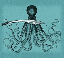 Octopus by kishART