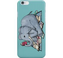 The Best Thing About Rainy Days iPhone Case/Skin