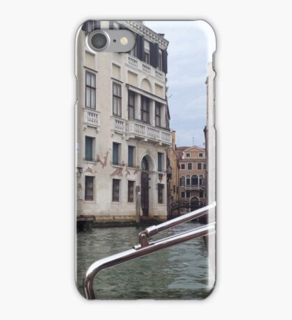 Venetian Railing iPhone Case/Skin