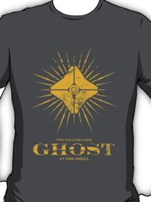Destiny - Distressed Travellers Ghost in the Shell T-Shirt