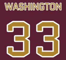 Washington Football (II) by ndaqb