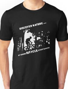 Bicycle - Discover And Riding Unisex T-Shirt