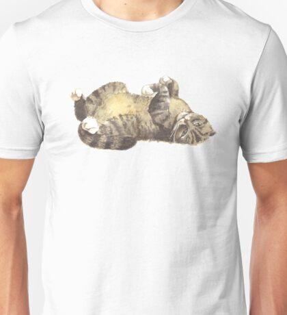 Tabby cat Unisex T-Shirt