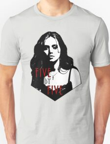 FAITH LEHANE: five by five T-Shirt