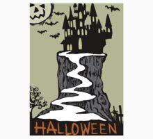 Halloween castle Kids Clothes