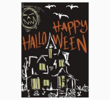 Halloween house Kids Clothes