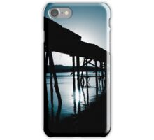 Water bridge iPhone Case/Skin