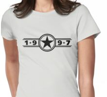 Star of 1997 Womens Fitted T-Shirt