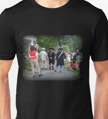 A Historic Day To Celebrate Unisex T-Shirt