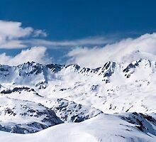 Winter landscape by denomorrison