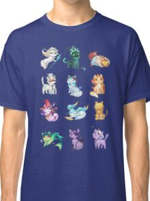 League of Support Cats ! Classic T-Shirt