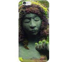 The Mermaid Fountain iPhone Case/Skin