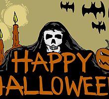 Happy Halloween by Logan81