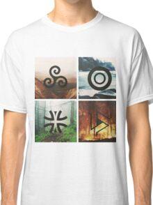 Teen Wolf symbol Classic T-Shirt