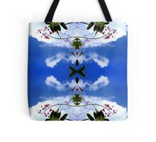 Tropical Kaleidoscapes 6 Tote Bag