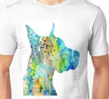 Great Dane 6 Unisex T-Shirt