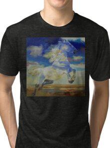 Apache Dreaming Tri-blend T-Shirt