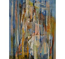 Wild Horses Abstract Photographic Print