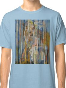 Wild Horses Abstract Classic T-Shirt