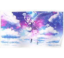 Rem (Angel in the Sky)  Poster