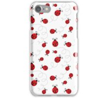 Ladybugs iPhone Case/Skin