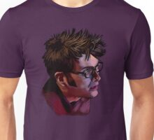 David Tennant - Sketchy Portrait 2 Unisex T-Shirt