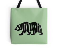 black california bear Tote Bag