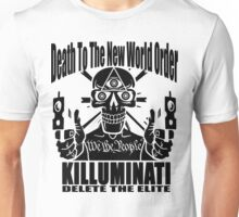 Death To The New World Order Unisex T-Shirt