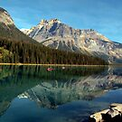 Emerald Lake by Kathy Weaver