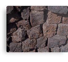 Irish Peat Metal Print