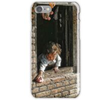 Soaping the Bricks iPhone Case/Skin