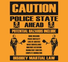 CAUTION - Police State by IlluminNation