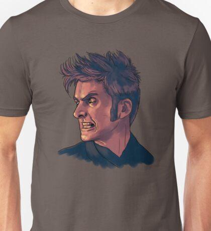 David Tennant - Sketchy Portrait 3 Unisex T-Shirt