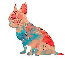Chihuahua 3 by Watercolorsart