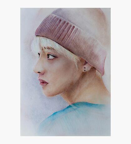 BTS - V/ Taehyung Photographic Print