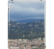 View of Florence iPad Case/Skin