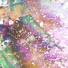 Rainbow Galaxy by Charlotte Anderson