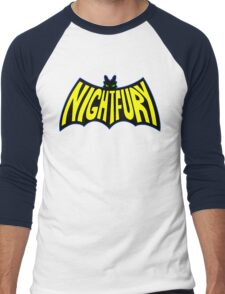 Na Na Na Na Nightfury Men's Baseball ¾ T-Shirt