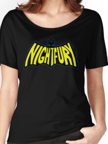 Na Na Na Na Nightfury Women's Relaxed Fit T-Shirt
