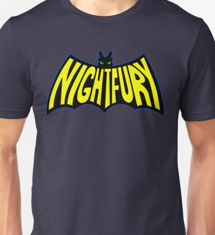 Na Na Na Na Nightfury Unisex T-Shirt
