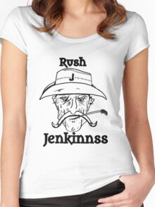 Rush Jenkinnss Women's Fitted Scoop T-Shirt