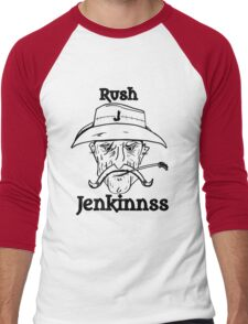 Rush Jenkinnss Men's Baseball ¾ T-Shirt