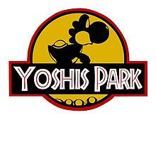 YOSHIS PARK by morrigan13