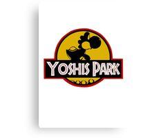 YOSHIS PARK Canvas Print