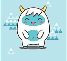 Adorable Yeti by litgrl14