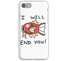 Hold a grudge.. iPhone Case/Skin