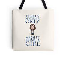 Mini Sarah Jane Smith Tote Bag