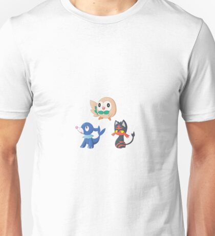 Sun and Moon Starters Unisex T-Shirt