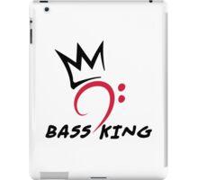 Bass King iPad Case/Skin